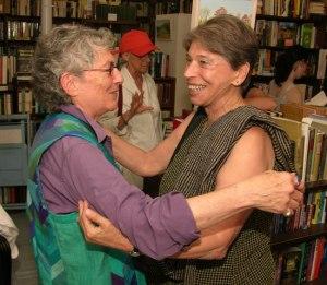 Blanche Wiesen Cook & Vivian Gornick, 2006