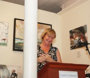 Helen Simonson, 2010