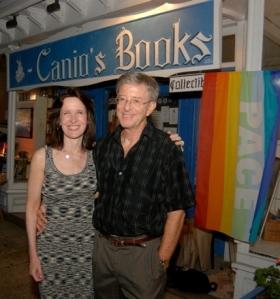 Katrina vanden Heuvel & Stephen Cohen, 2010