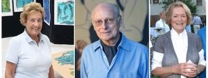 Three artists pr