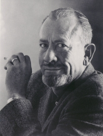 Steinbeck with cigarette 2